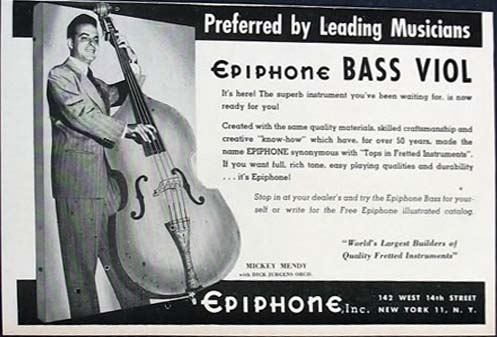 kay upright bass serial numbers